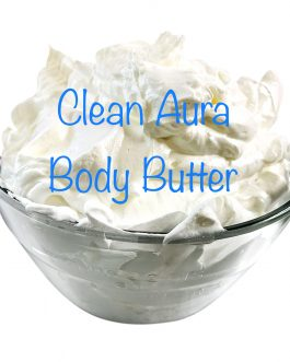 Clean Aura Body Butter