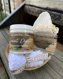 Coconut Dreams Gift Set