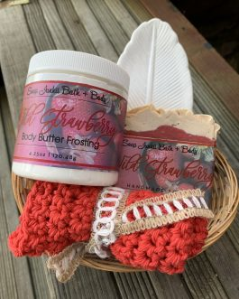 Wild Strawberry Gift Set
