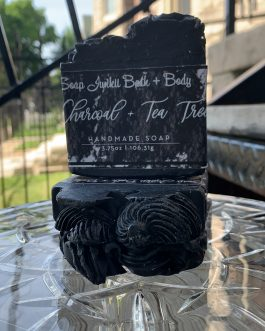 Charcoal & Tea Tree Soap