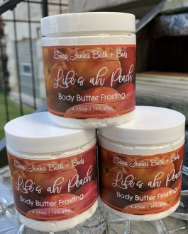 Life's ah Peach Body Butter