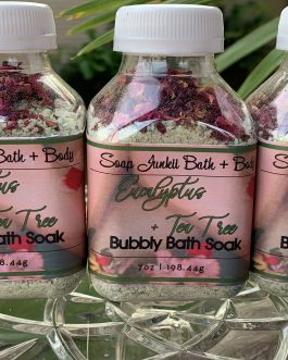 Eucalyptus & Tea Tree Bubbly Bath Salt