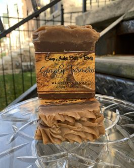 Simply Turmeric Soap