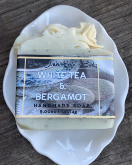 White Tea & Bergamot Soap