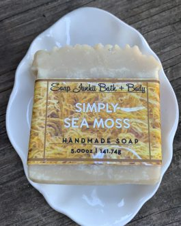 LIMITED EDITION Sea Moss Soap