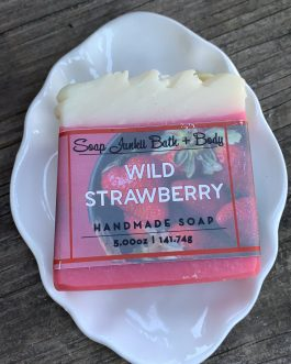Wild Strawberries Soap