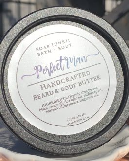 Perfect Man Beard + Body Butter