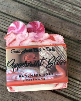 LIMITED EDITION Peppermint Bliss Soap