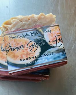 Brown Sugar and Fig Soap